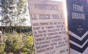 La Ferme Niel à Bordeaux.