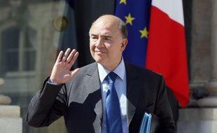 Le ministre de l'Economie et des Finances Pierre Moscovici se rendra jeudi à Washington pour rencontrer la directrice générale du FMI, mais aussi le secrétaire américain au Trésor et le patron de la Banque centrale américaine.