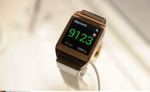 Montre Samsung Galaxy Gear.