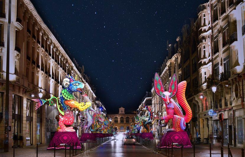 Lille: La grande parade d'ouverture d'Eldorado reportée d'une semaine
