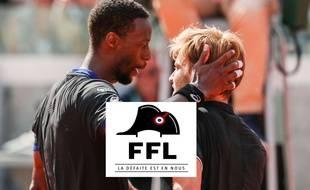 La FFL est fière de ses Français