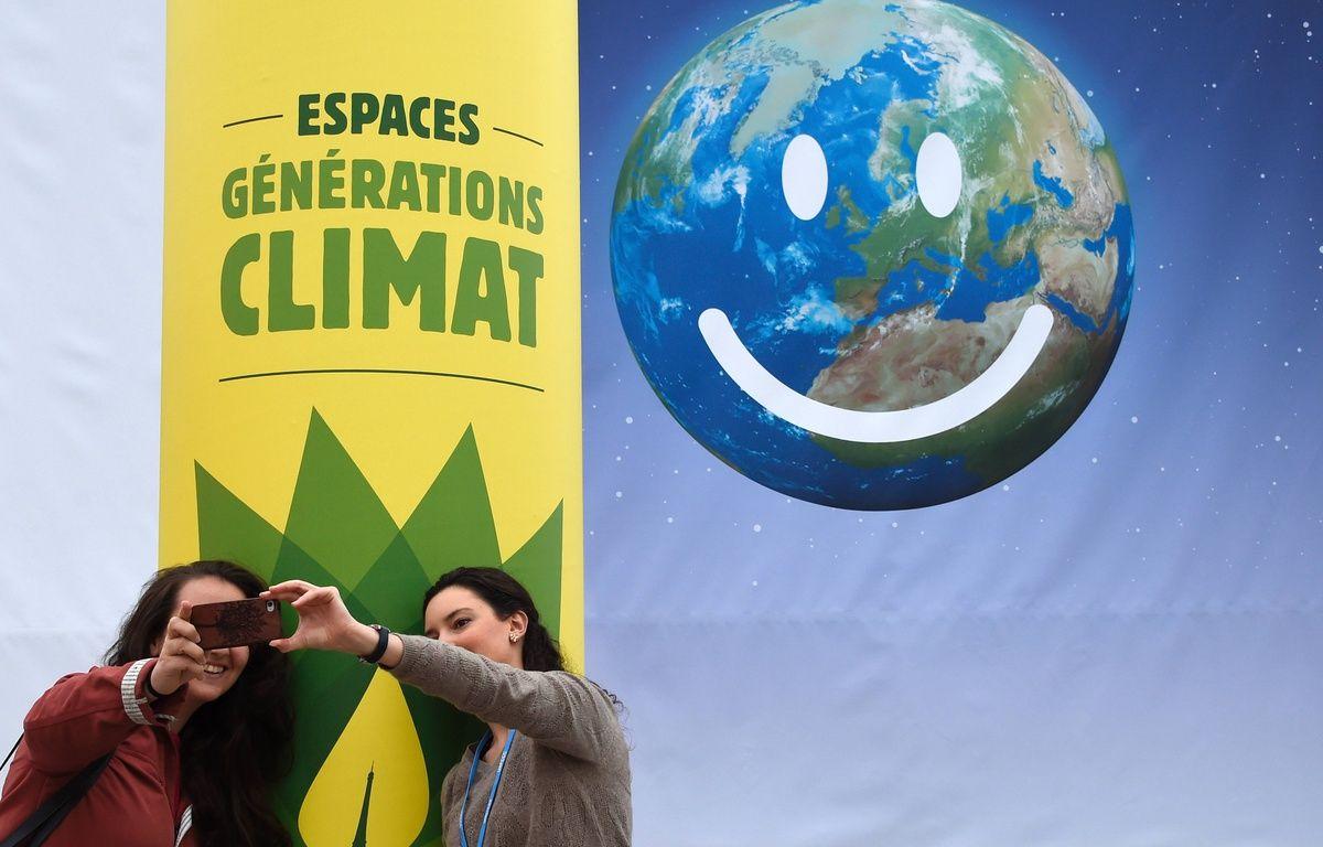 La décision de l'organisation d'un sommet mondial du climat à Nantes a été prise lors de la COP21. D.Faget/AFP – AFP