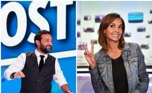 Cyril Hanouna et Karine Le Marchand sont les animateurs préférés des votants aux TV Notes 2017