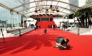 Le tapis rouge du Festival de Cannes