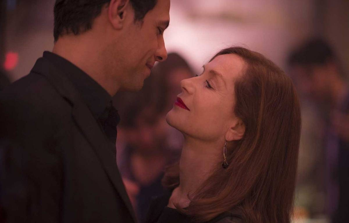 Isabelle Huppert dans «Elle», de Paul Verhoeven. – SBS Distribution