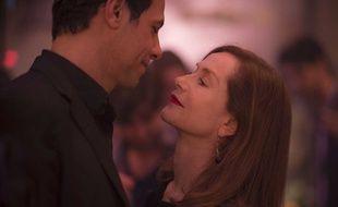Isabelle Huppert dans «Elle», de Paul Verhoeven.