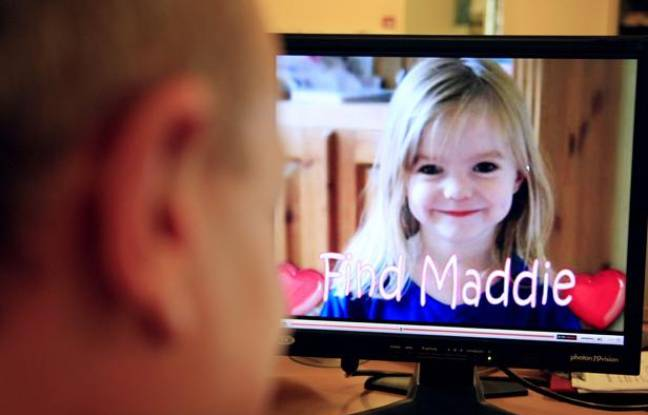 Une photo de Maddie, enlevée le 3 mai 2007 au Portugal.