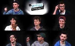 Cyprien, Norman et toute la bande du zapping amazing 2 vous disent tout.