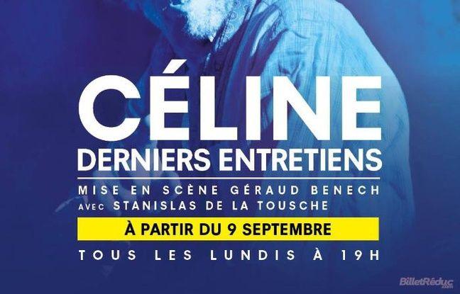 Stanislas Latousche joue Ferdinand Céline