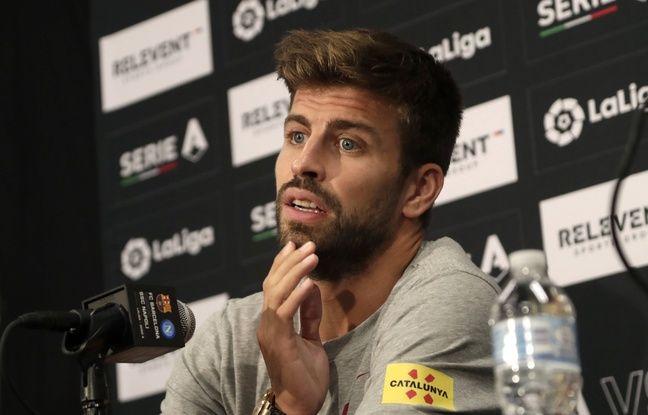 Mercato: Gérard Piqué appelle Neymar à «sortir du silence pour donner son opinion»
