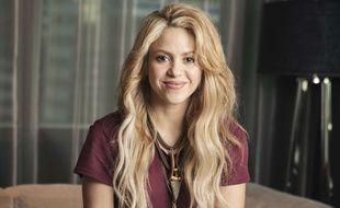 Shakira, en mai 2017.