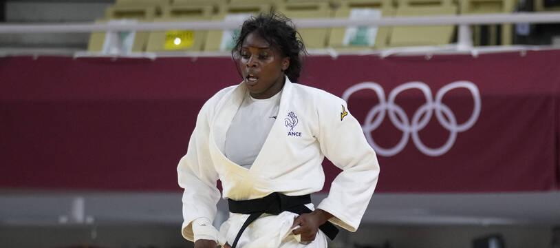 Madeleine Malonga est en finale en -78kg