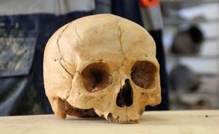 Le crâne a été transporté à l'IML de Bordeaux (illustration).