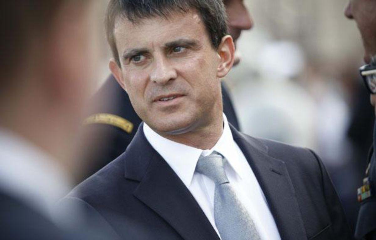 Manuel Valls, le 14 juillet 2013 à Paris. – ALLARD-POOL/SIPA/SIPA