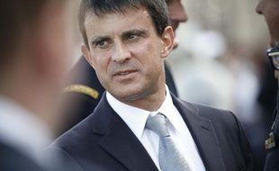 Manuel Valls, le 14 juillet 2013 à Paris.