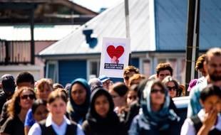 Deux minutes de silence ont été observées en Nouvelle-Zélande.