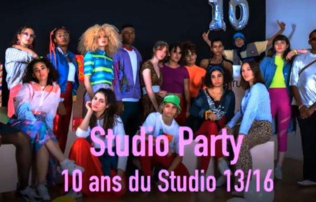 L'équipe du Studio 13/16