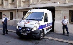 (Photo d'illustration) Trois membres d'un groupuscule néonazi ont été arrêtés mardi en Alsace.