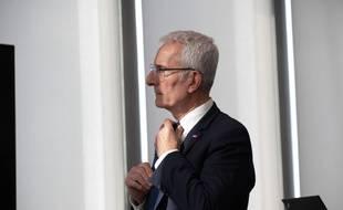 Le patron de la SNCF Guillaume Pepy.