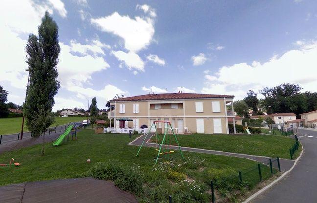 Le drame s'est déroulé dans cette résidence de Sorbiers.