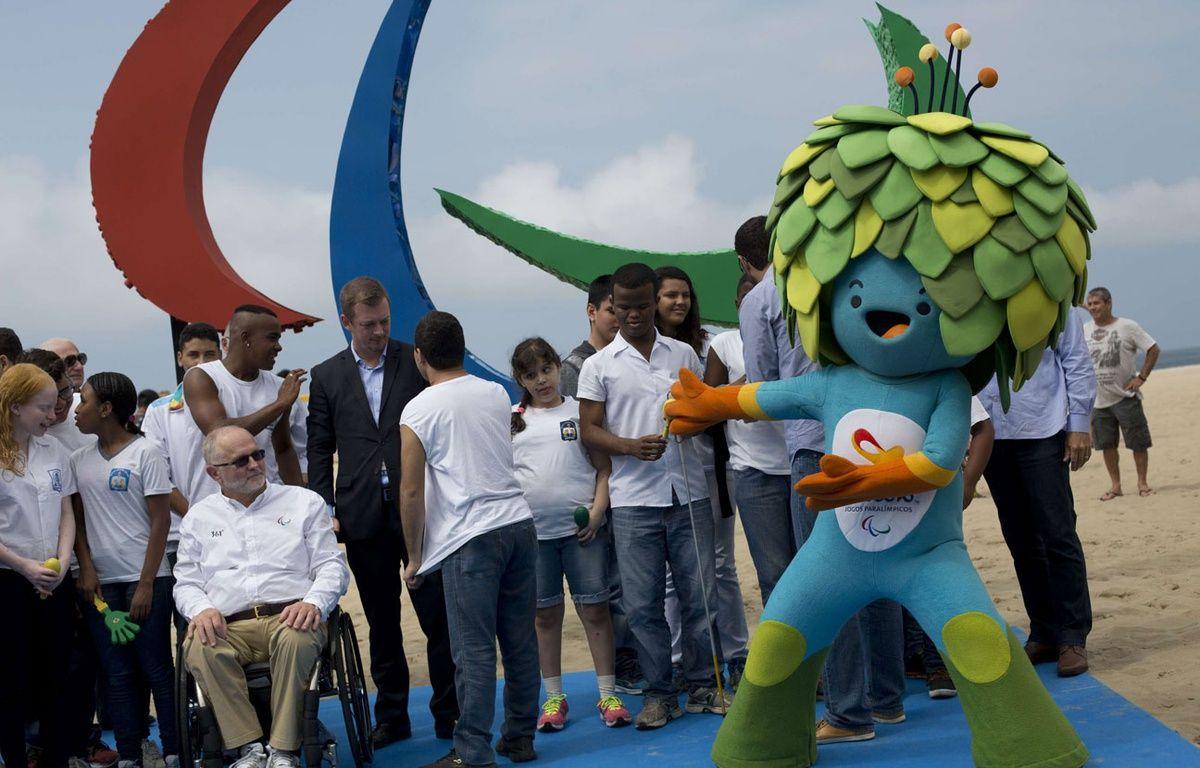 Les Paralympiques de Rio –  Silvia Izquierdo/AP/SIPA