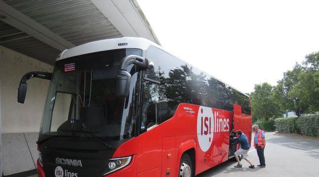 rennes les bus macron boostent le trafic la gare routi re. Black Bedroom Furniture Sets. Home Design Ideas