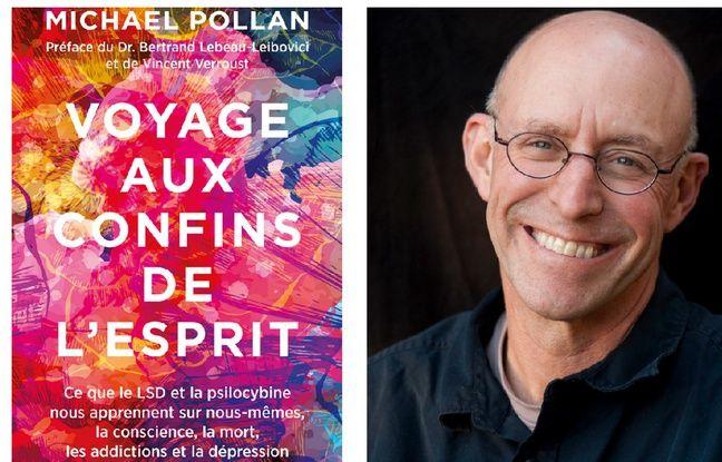Michael Pollan a enquêté sur les effets des thérapies psychédéliques sur les maladies mentales dans «Voyage aux confins de l'esprit»