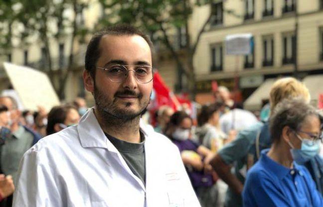 Pendant la manifestation des soignants du 30 juin, certains d'entre eux nous ont dit leur espoir à trois jours de la fin du Ségur.