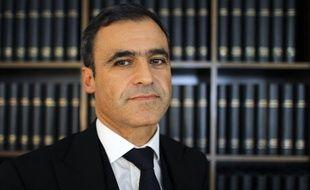 Pascal Wilhelm, l'avocat de Liliane  Bettencourt, le 22 septembre 2010 à Paris.