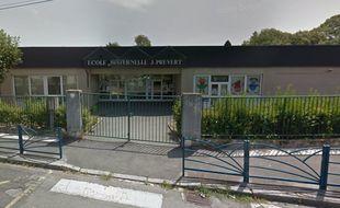 L'école maternelle Jacques Prévert de Guéret.