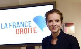 """L'ex-ministre UMP Nathalie Kosciusko-Morizet a réuni mercredi soir à Paris les membres fondateurs de """"La France droite"""", son mouvement politique qui, en plein duel Fillon-Copé pour l'UMP, entend être force de proposition et de """"rassemblement"""" au-delà des """"démarches partisanes""""."""