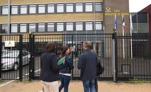 Le lycée Marguerite-de-Flandre de Gondecourt n'a pas encore fait sa rentrée, le 6 septembre 2017.