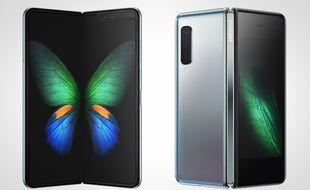 La Galaxy Fold de Samsung.
