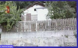 La jeune femme a été séquestrée dans une maison du nord de l'Italie.