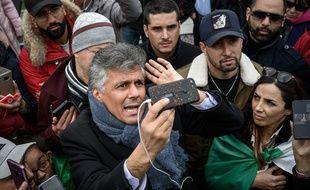 L'opposant algérien Rachid Nekkaz, qui a tenté d'être candidat à l'élection présidentielle en Algérie, a été interpellé vendredi 8 mars 2019 à Genève.