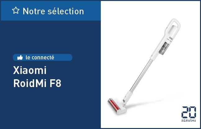 RoidMi F8, de Xiaomi
