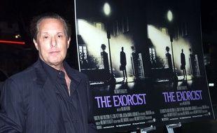 William Friedkin lors de la ressortie de son film L'Exorciste» en 2001