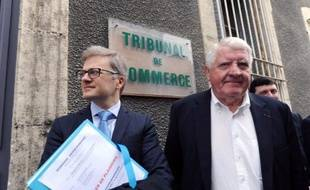 Le scandale de la viande de cheval aura-t-il raison de la société Spanghero et de ses 230 salariés? Le tribunal de commerce de Carcassonne dira à la mi-journée s'il retient l'offre de reprise partielle de Laurent Spanghero ou s'il ordonne la fermeture du site.