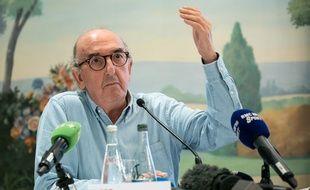 Jaume Roures, la patron de Mediapro, va attaquer l'UEFA après l'annonce des résultats de l'appel d'offre pour la diffusion de la Ligue des champions.