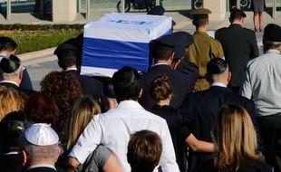 Des dizaines de dirigeants du monde entier réunis à Jérusalem pour les obsèques de Shimon Peres.