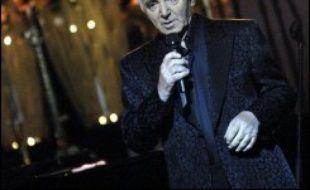 Charles Aznavour a réuni samedi soir sur la scène de l'Opéra de Paris une vingtaine de chanteurs français, dont Florent Pagny, Patrick Bruel et Michel Delpech, pour un concert de bienfaisance, dans le cadre de l'Année de l'Arménie en France, en présence du président arménien Robert Kotcharian et de Bernadette Chirac.