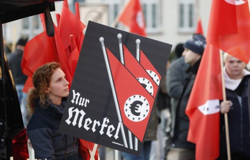 Allemagne L Extreme Droite Organise Des Patrouilles Apres Des
