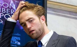 Robert Pattinson, le 14 août 2012 à New York.