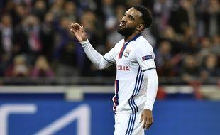 Comme contre La Gantoise la saison passée, Alexandre Lacazette a manqué un penalty extrêmement important mardi en Ligue des champions.