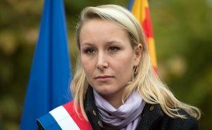 La députée du Vaucluse Marion Maréchal-Le Pen