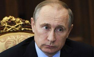 Vladimir Poutine le 26 juillet 2016.