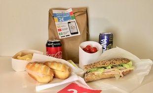 La plateforme Eeat met en relation des personnes souhaitant donner leurs restes et celles qui sont à la recherche d'un repas pas cher.