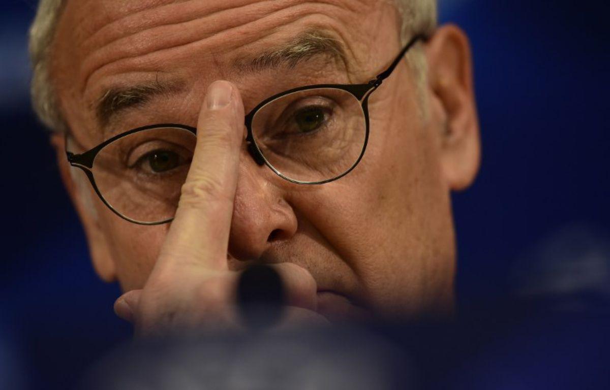 Claudio Ranieri. – MIGUEL RIOPA / AFP