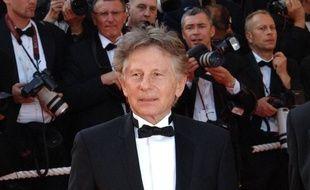 Le réalisateur Roman Polanski au Festival de Cannes