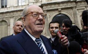 Deux fois député, présent au second tour de la présidentielle en 2002, Jean-Marie Le Pen a été deux fois conseiller régional de Paca.